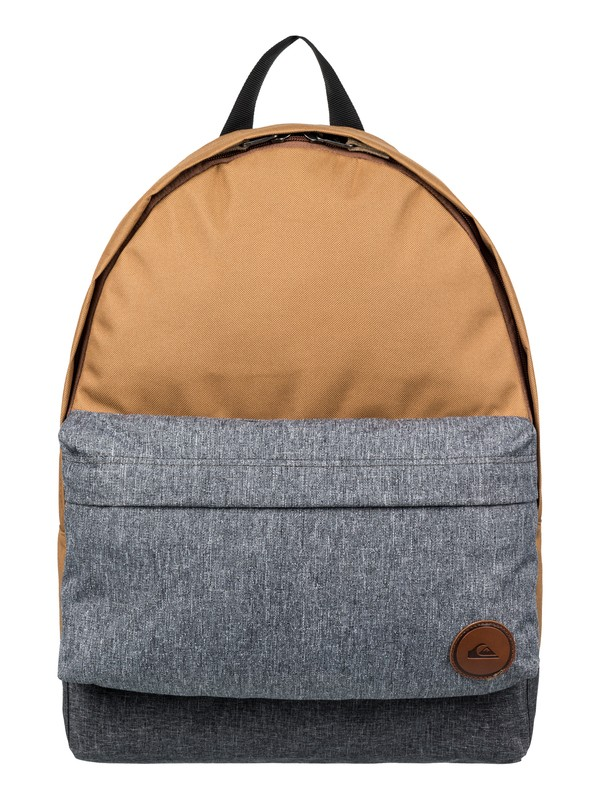 0 Everyday Poster Plus 25L - Zaino medio Brown EQYBP03478 Quiksilver