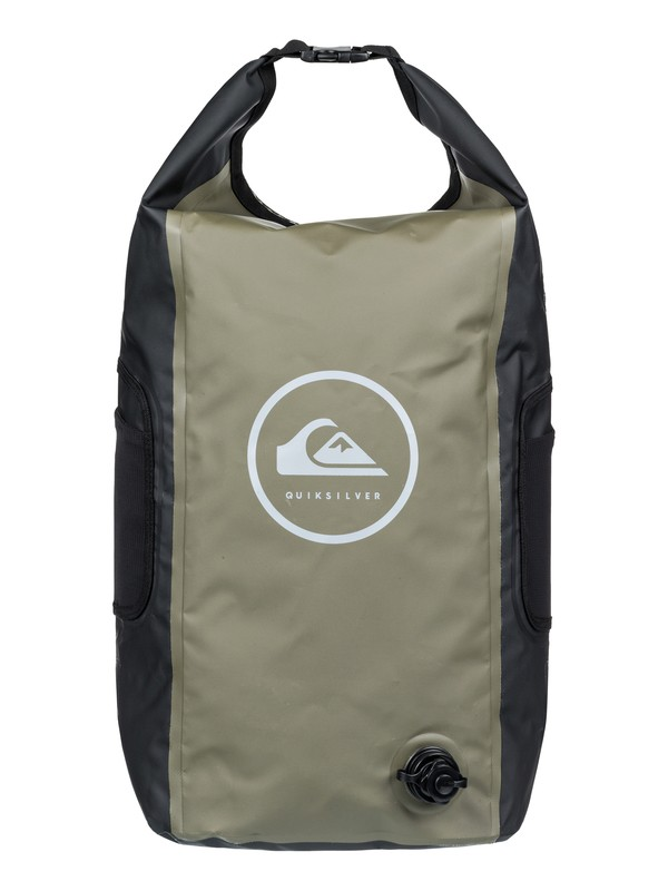 0 Sea Stash 35L - Mochila de surf con parte superior enrollable Marron EQYBP03485 Quiksilver