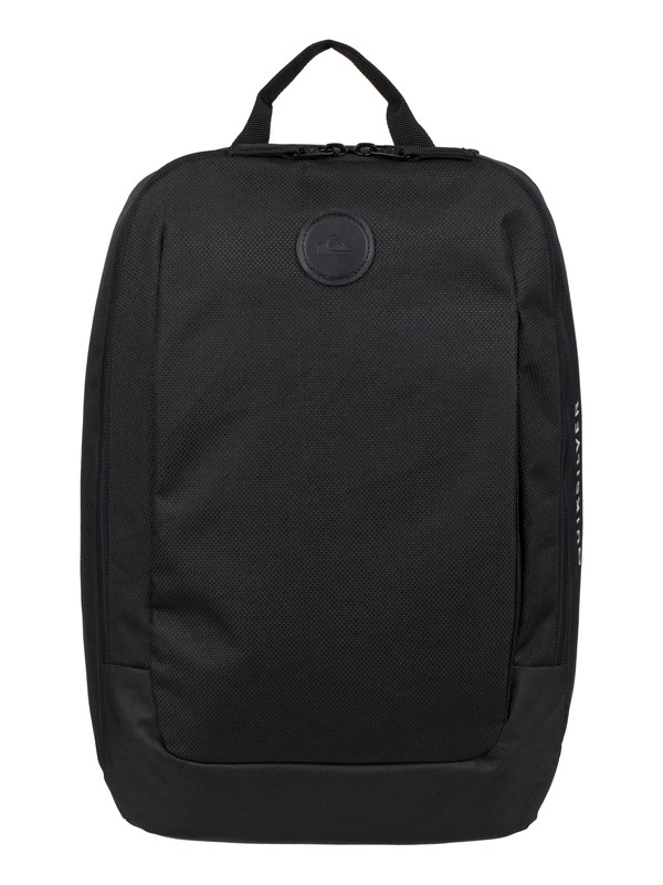 0 Upshot 18L Medium Backpack Black EQYBP03489 Quiksilver