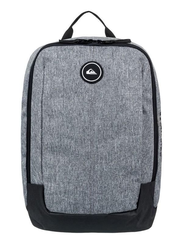 0 Upshot 18L Medium Backpack Grey EQYBP03489 Quiksilver