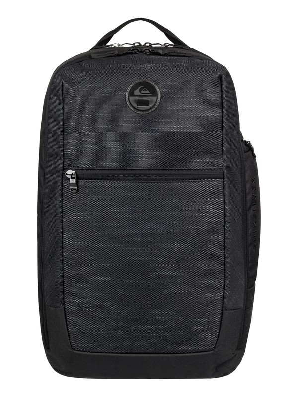 0 Upshot Plus 25L Medium Backpack Black EQYBP03490 Quiksilver