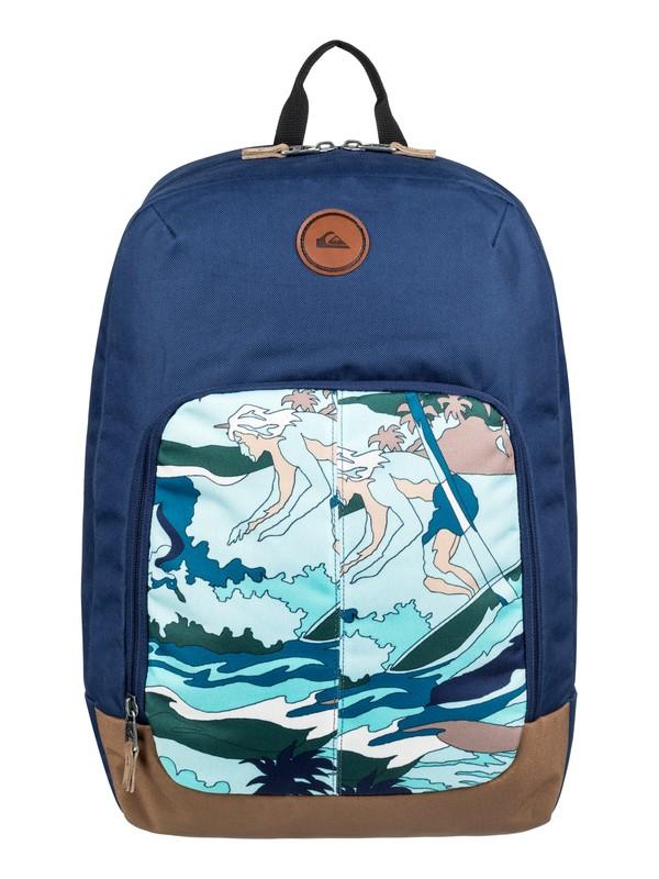 0 Upshot 22L - Medium Backpack Blue EQYBP03491 Quiksilver