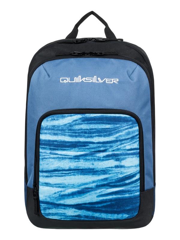 0 Mochila Mediana- Burst de 24 Azul EQYBP03497 Quiksilver