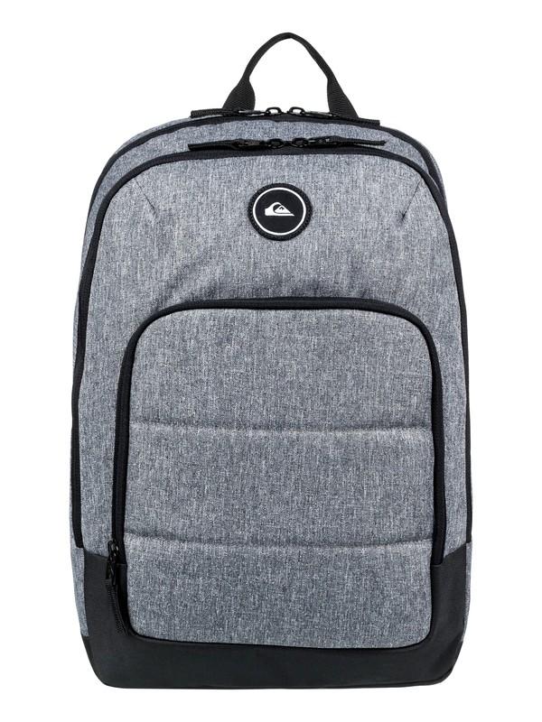 0 Burst 24L Medium Backpack Grey EQYBP03497 Quiksilver