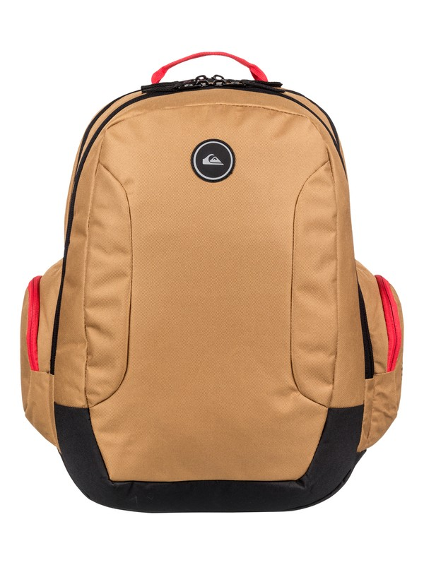 0 Schoolie 30L - Large Backpack Brown EQYBP03498 Quiksilver
