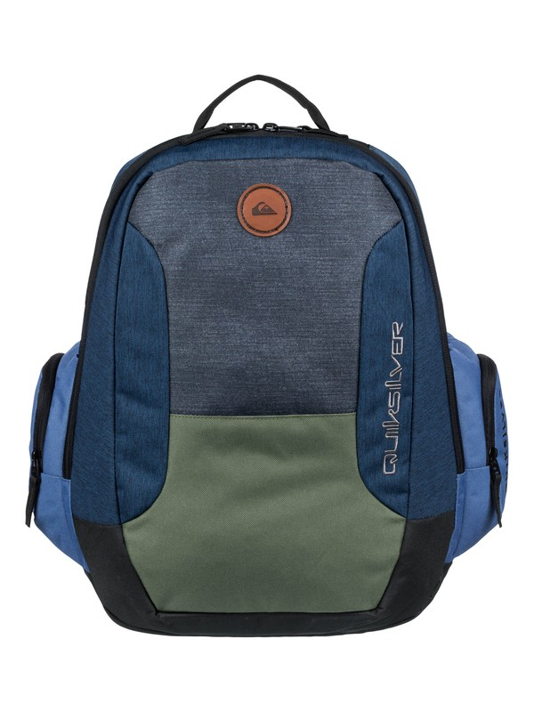 0 Schoolie 30L Large Backpack Black EQYBP03498 Quiksilver