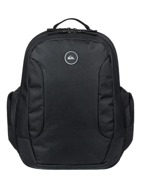 0 Schoolie 30L Large Backpack Black EQYBP03498 Quiksilver