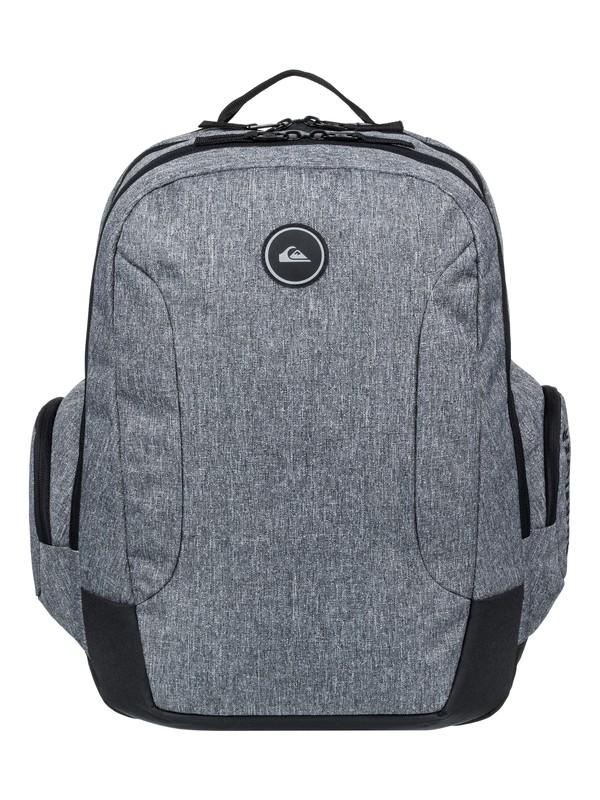 0 Schoolie 30L - Large Backpack Grey EQYBP03498 Quiksilver