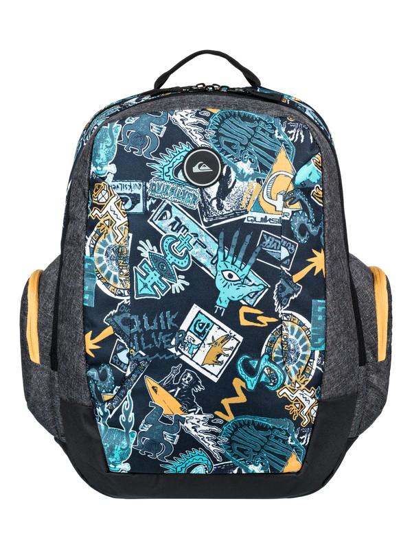 0 Schoolie 30L - Large Backpack Yellow EQYBP03498 Quiksilver