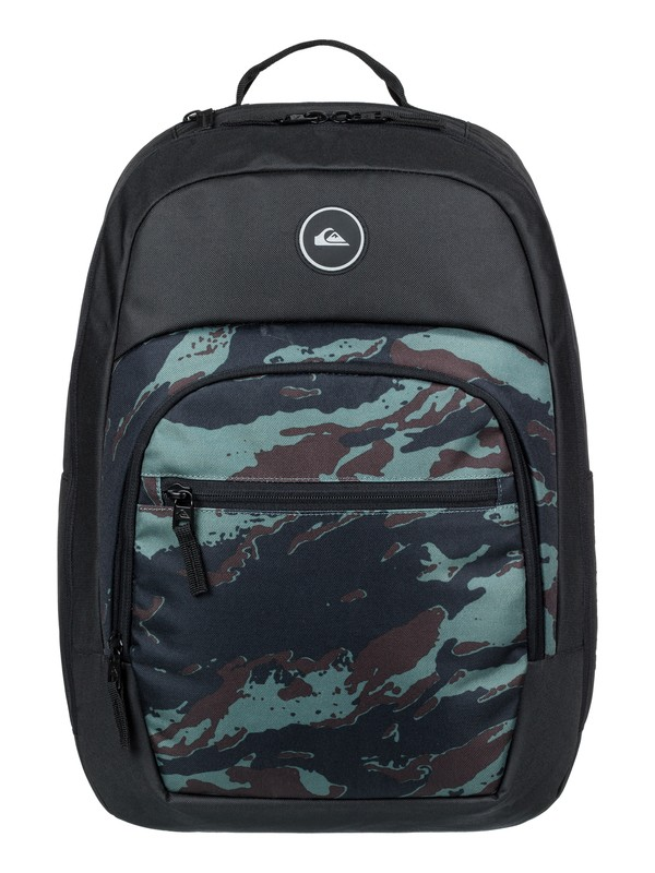 0 Schoolie Cooler 25L Medium Backpack Blue EQYBP03499 Quiksilver