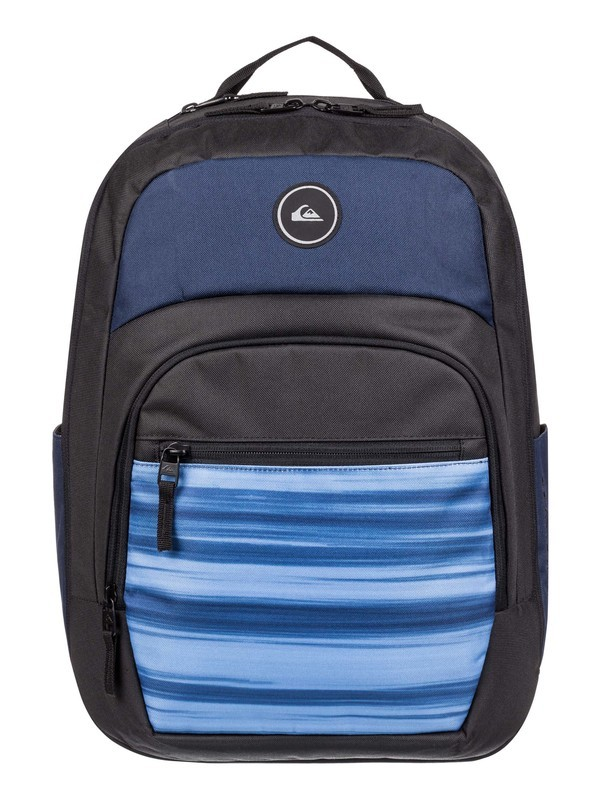 0 Schoolie Cooler 25L Medium Backpack Blue EQYBP03499 Quiksilver