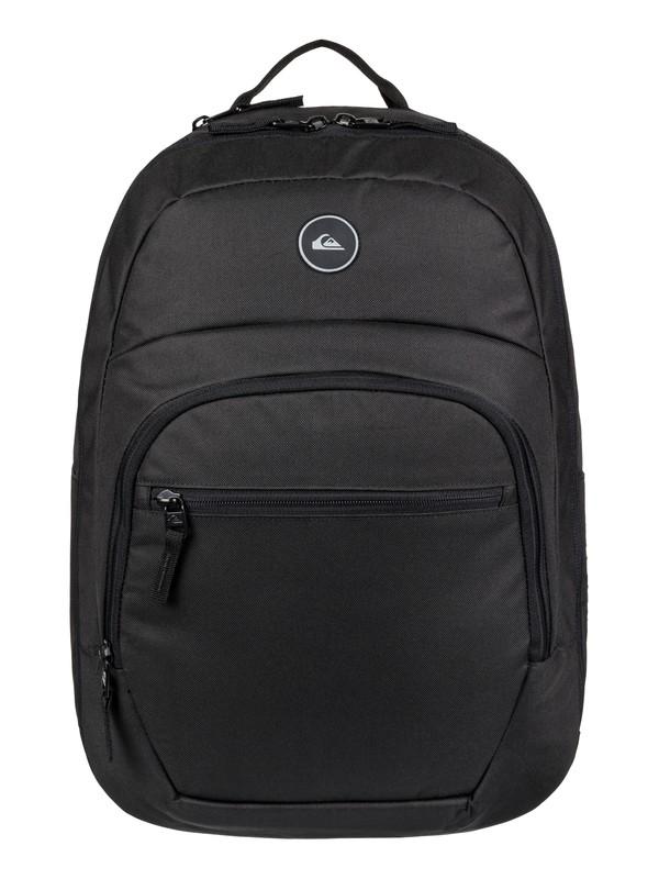 0 Schoolie Cooler 25L Medium Backpack Black EQYBP03499 Quiksilver