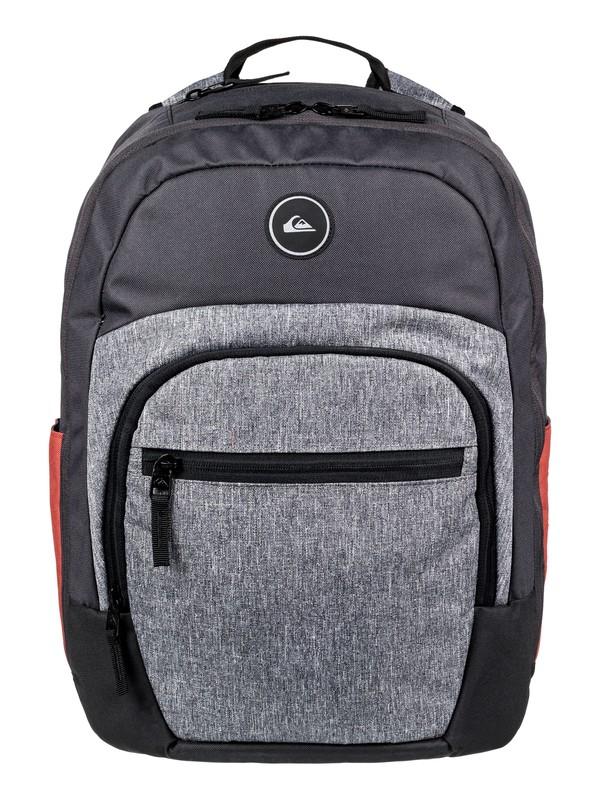 0 Schoolie Cooler 25L Medium Backpack Red EQYBP03499 Quiksilver