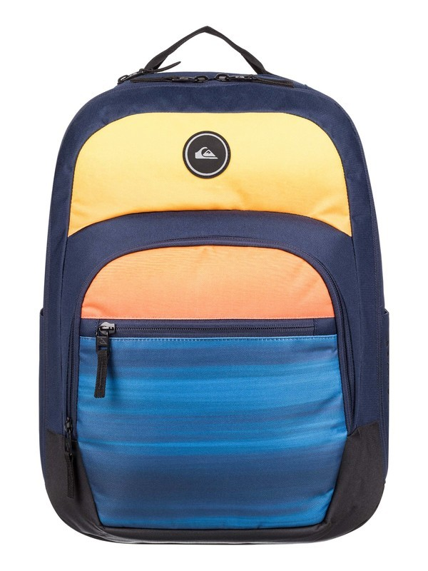 0 Schoolie Cooler 25L Medium Backpack Yellow EQYBP03499 Quiksilver