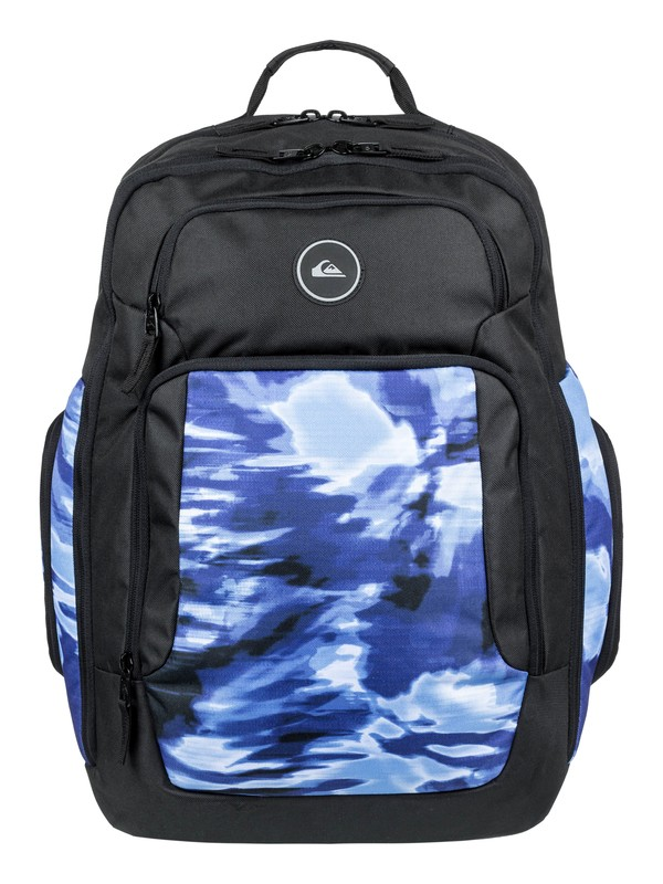 0 Shutter 28L Large Backpack Purple EQYBP03500 Quiksilver