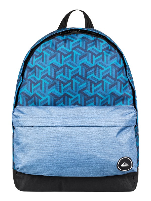 0 Everyday Poster 25L - Medium Backpack Blue EQYBP03504 Quiksilver