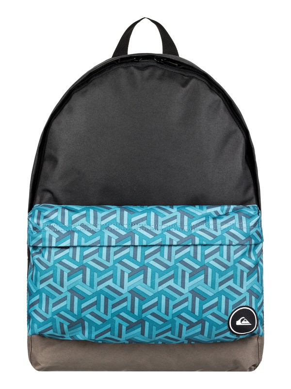 0 Everyday Poster 25L - Zaino medio Blue EQYBP03504 Quiksilver