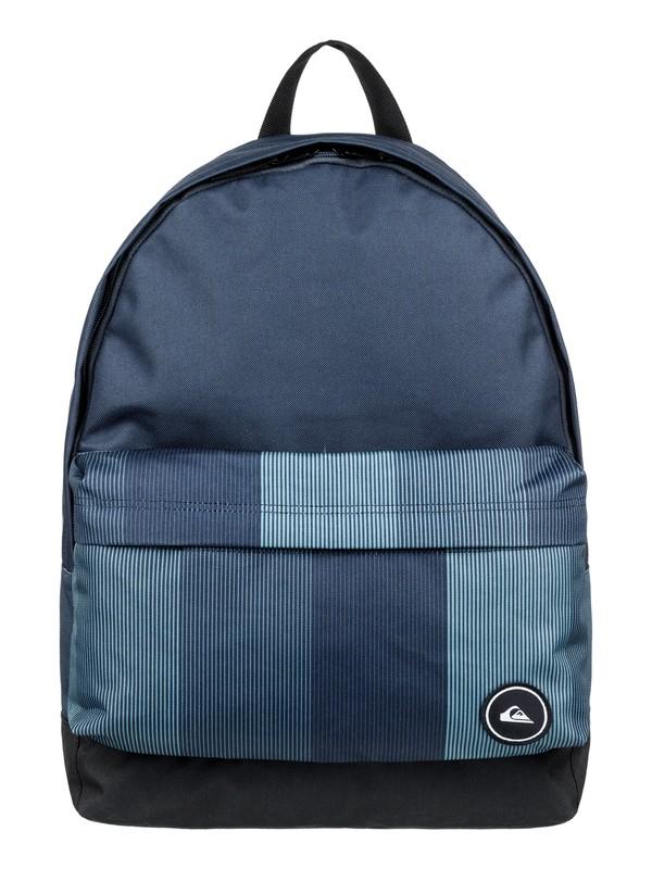 0 Everyday Poster 25L - Medium Backpack Blue EQYBP03504 Quiksilver