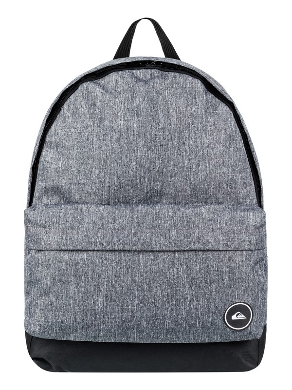 0 Everyday Poster 25L - Sac à dos taille moyenne Gris EQYBP03504 Quiksilver