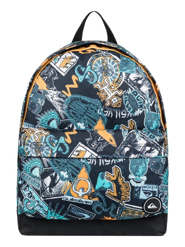0 Everyday Poster 25L - Medium Backpack Yellow EQYBP03504 Quiksilver
