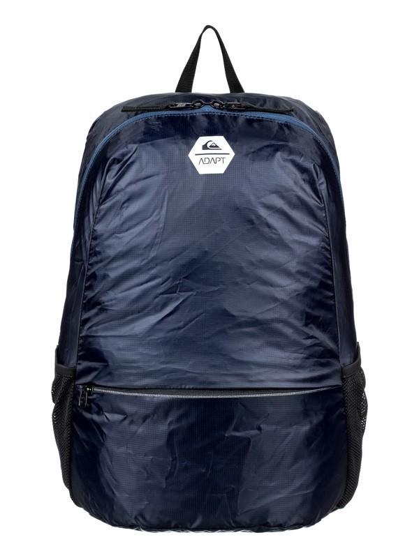 0 Mochila plegable Mediana Primitiv Packable 22L Negro EQYBP03536 Quiksilver