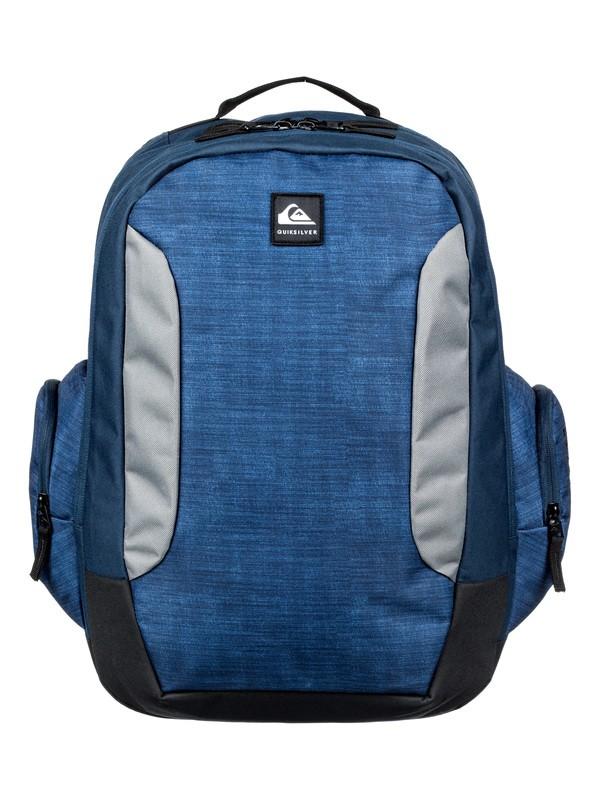 0 Schoolie 30L - Large Backpack Blue EQYBP03557 Quiksilver