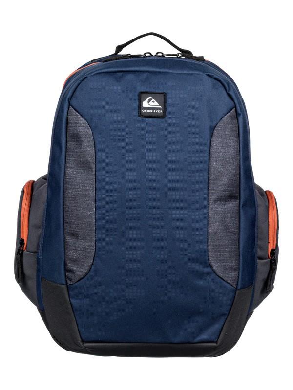 0 Schoolie 30L - Large Backpack Black EQYBP03557 Quiksilver