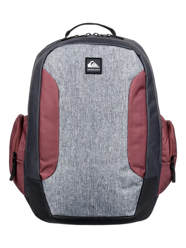 0 Schoolie 30L - Large Backpack Red EQYBP03557 Quiksilver