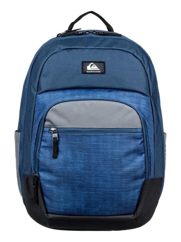 0 Schoolie Cooler 25L Medium Backpack Blue EQYBP03567 Quiksilver