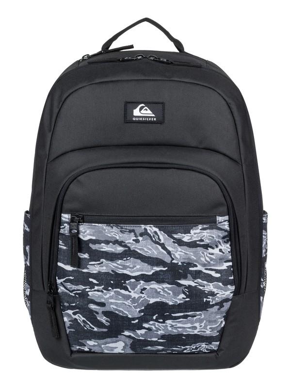 0 Schoolie Cooler 25L Medium Backpack Black EQYBP03567 Quiksilver