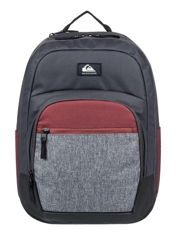 0 Schoolie Cooler 25L Medium Backpack Red EQYBP03567 Quiksilver