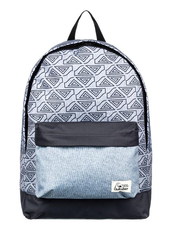 0 Everyday Poster 25L - Medium Backpack Black EQYBP03568 Quiksilver