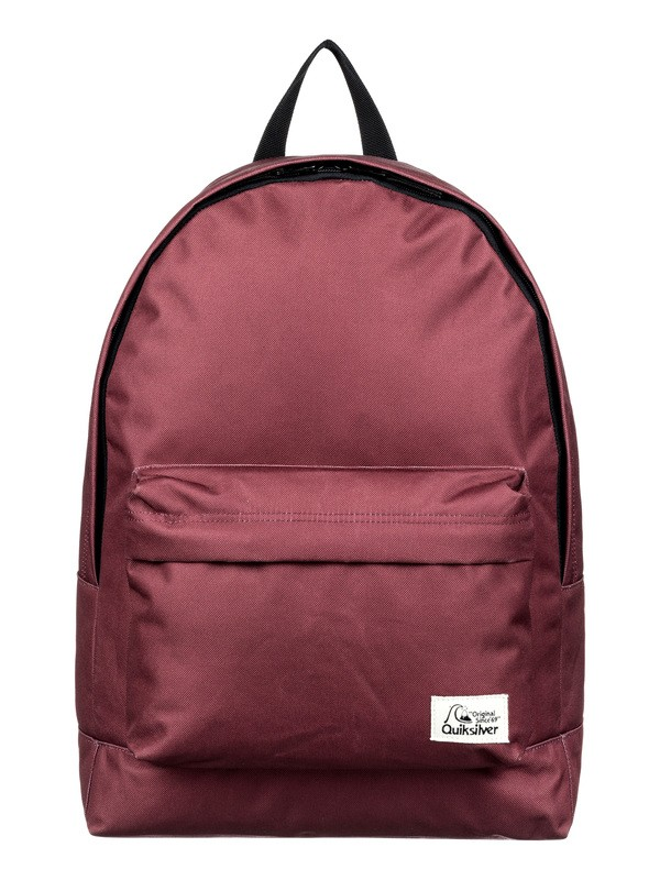 0 Everyday Poster 25L Medium Backpack Red EQYBP03568 Quiksilver