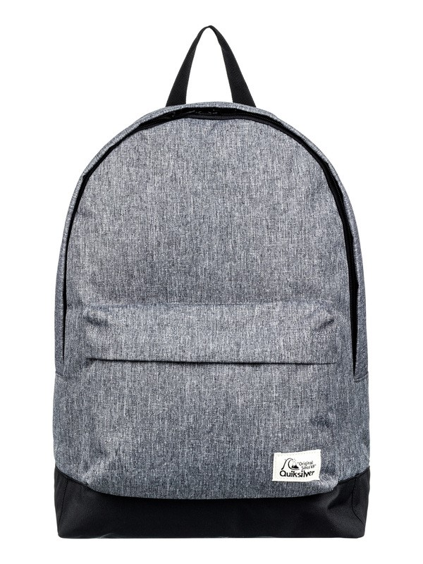0 Everyday Poster 25L Medium Backpack Grey EQYBP03568 Quiksilver