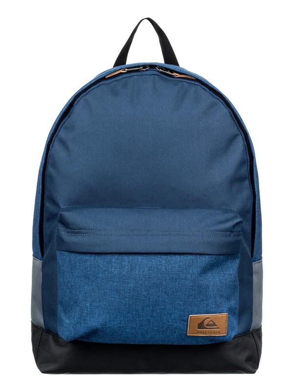 0 Everyday Poster Plus 25L - Medium Backpack Blue EQYBP03569 Quiksilver