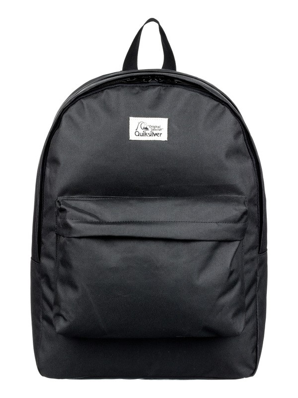 0 Everyday Poster Double 30L Large Backpack Black EQYBP03570 Quiksilver