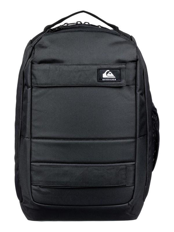 0 Skate Pack 24L - Medium Skate Backpack Black EQYBP03571 Quiksilver