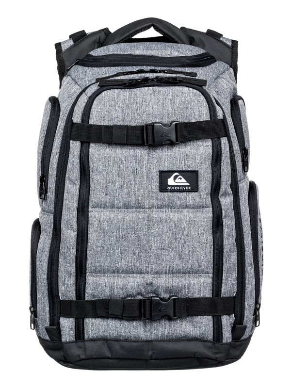 0 Grenade 25L Medium Backpack Grey EQYBP03572 Quiksilver