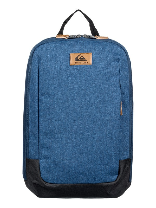 0 Small Upshot 18L Medium Backpack Blue EQYBP03577 Quiksilver