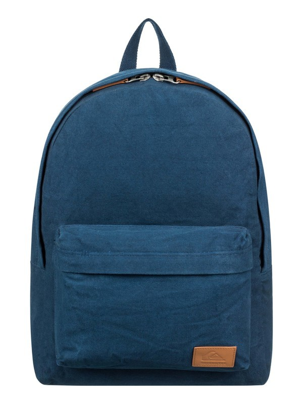 0 Everyday Poster Canvas 25L Medium Backpack Blue EQYBP03578 Quiksilver
