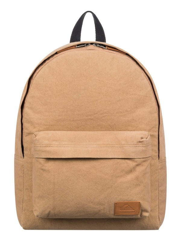 0 Everyday Poster Canvas 25L Medium Backpack Grey EQYBP03578 Quiksilver