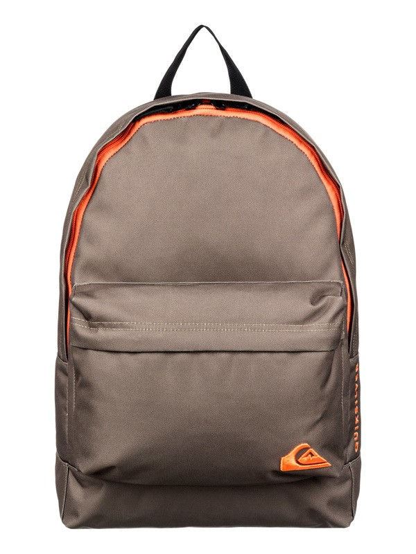 0 Small Everyday Edition 18L - Medium Backpack Brown EQYBP03579 Quiksilver
