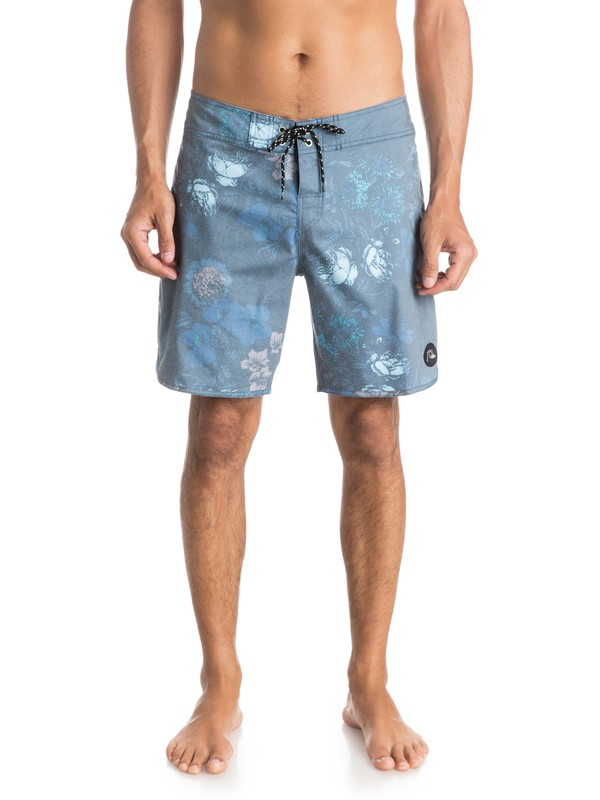 """0 Floral Storm 19"""" Boardshorts  EQYBS03156 Quiksilver"""