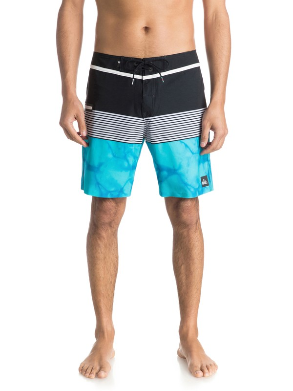 """0 Division Remix Vee 18"""" - Board Shorts  EQYBS03493 Quiksilver"""