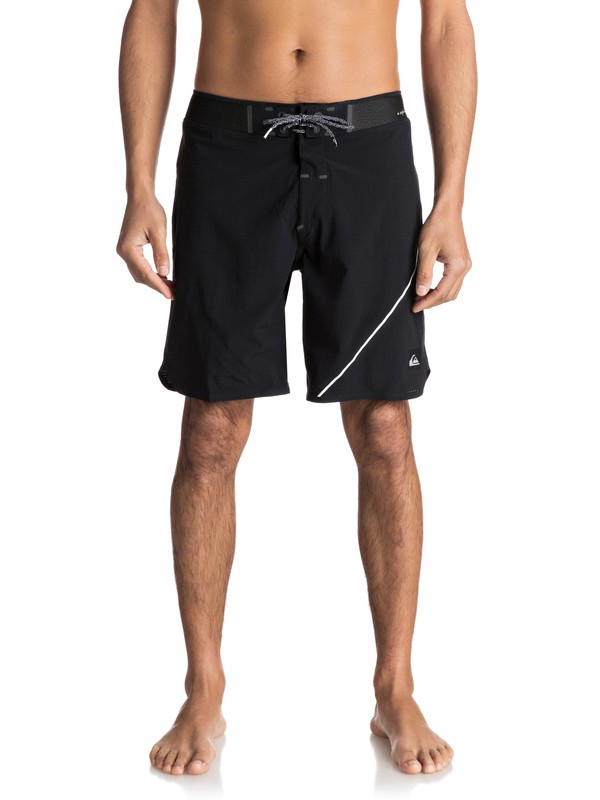 "0 New Wave Highline 19"" - Board Shorts Negro EQYBS03571 Quiksilver"