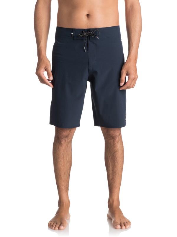 "0 Everyday Kaimana 21"" Boardshorts Blue EQYBS03592 Quiksilver"