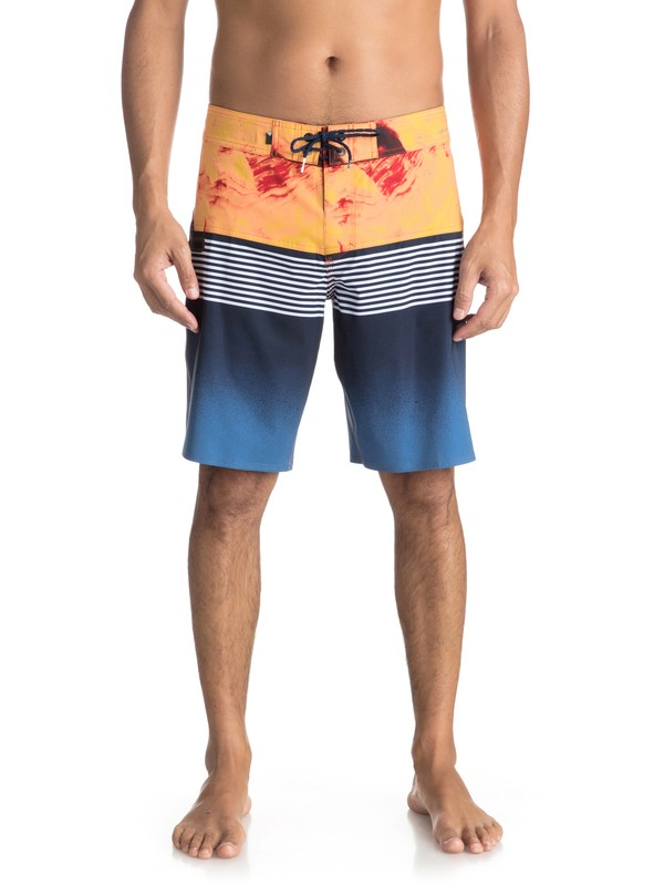 "0 Highline Lava Division 20"" Boardshorts  EQYBS03846 Quiksilver"