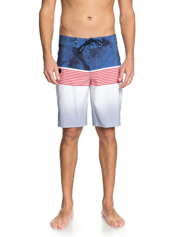0 HIGHLINE LAVA DIVISION 20 Blanco EQYBS03846 Quiksilver