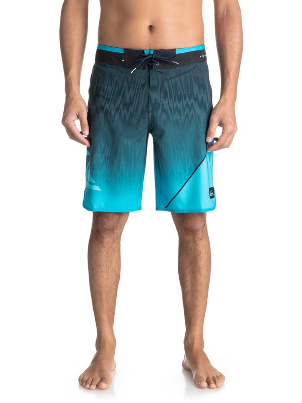 "0 Highline New Wave 20"" - Board Shorts para Hombre  EQYBS03861 Quiksilver"
