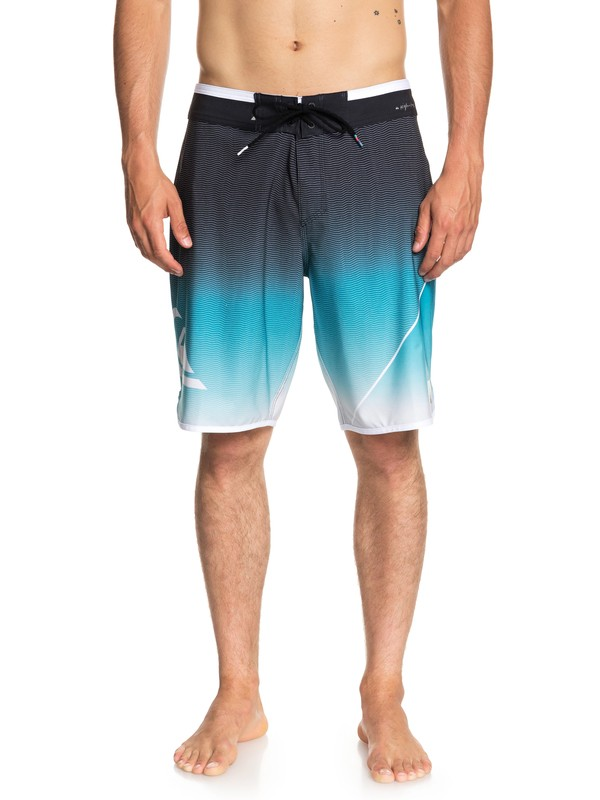 "0 Highline New Wave 20"" - Board Shorts para Hombre Azul EQYBS03861 Quiksilver"